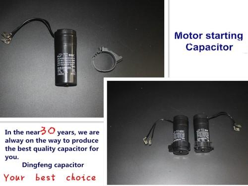 Compresor ac motor estrella condensador