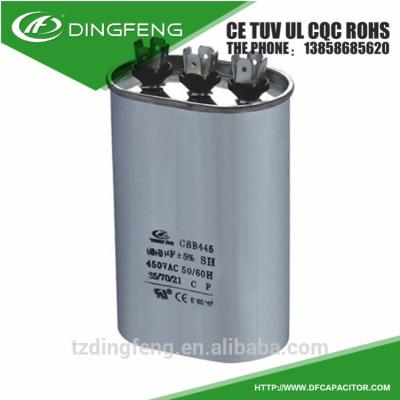 CBB445 conditon aire anti-explosión ac condensador 25 uf