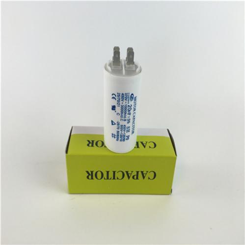 4pin cbb60 running single phase ac motor start capacitor for Single phase capacitor start motor