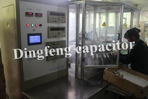 CBB60 run motor capacitor