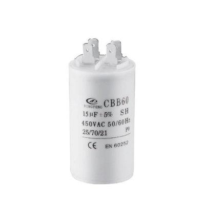 cbb60 40/70/21 sh CA motor capacitor 24uf bomba de agua condensador de limpieza en60252