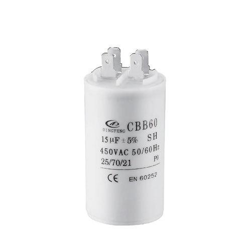 cbb60 40/70/21 sh ac موتور تشغيل مكثف 24uf مضخة مياه cleanning مكثف en60252