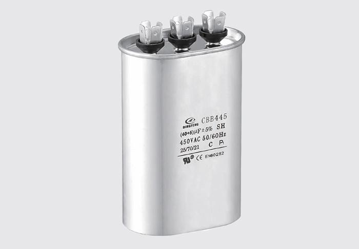 condensador de aire acondicionado tres pines