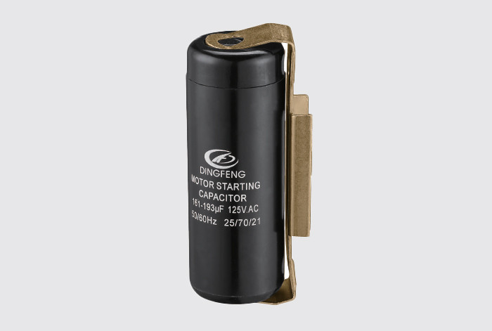 cd60 125-330v ac motor statring capacitor American type dingfeng capacitor supplier