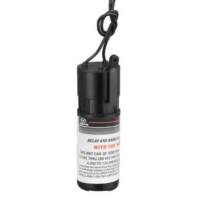Condensador de CA 230 V Motor de CA Condensador de arranque 220 V 50-60 Hz para arranque del motor del compresor de aire slelctrolytic