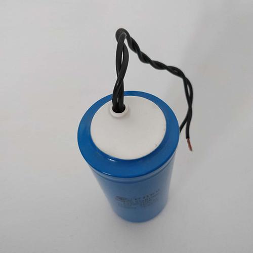 CD60 arranque 330uf 200v condensador electrolítico de aluminio