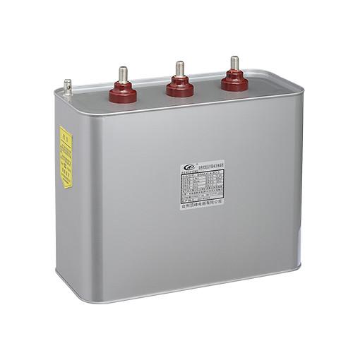 Dispositivo de ahorro de energía eléctrico automático trifásico con valores de condensador