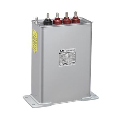 Condensador de potencia trifásico capacitor de potencia condensador de corrección del factor de potencia 40kvar