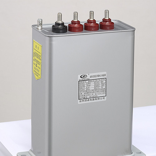 3 Phase Power Capacitor Power Capacitor 40kvar Power Factor Correction Capacitor Dingfeng
