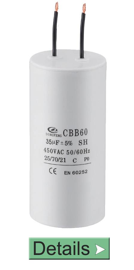 dingfeng cbb60 capacitor