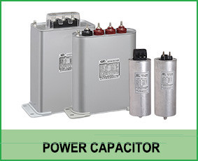 powed capacitor