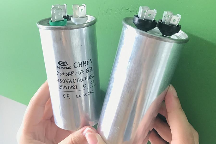 dingfeng cbb65 capacitor