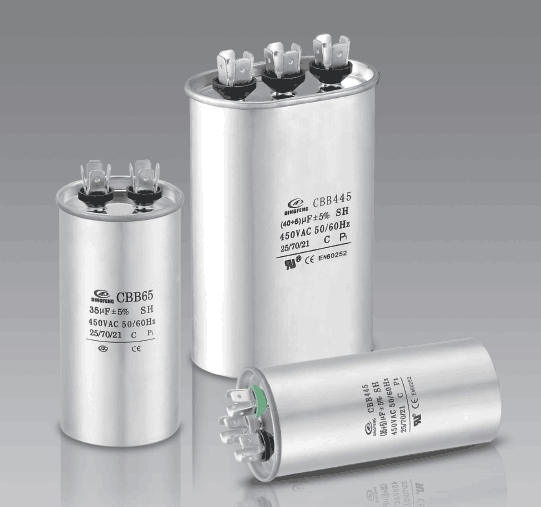 air-conditioner capacitor,CBB65 capacitor,aluminum capacitor,