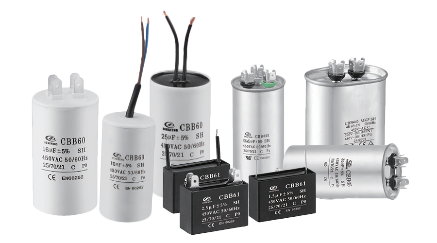 dingfeng film capacitors