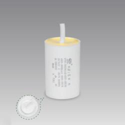 100pcs/ctn capacitor ac motor cbb60 capacitor 24uf for lelectric motor water pump full of resin
