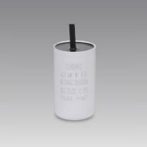 cbb60 capacitor 450vac 50/60hz 25/70/21 AC motor run capacitor with full resin sale