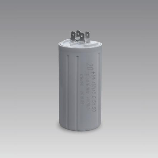 CBB60 450V.AC 35uF 50//60Hz 4-Pins Polypropylene Film Motor Run Start Capacitor