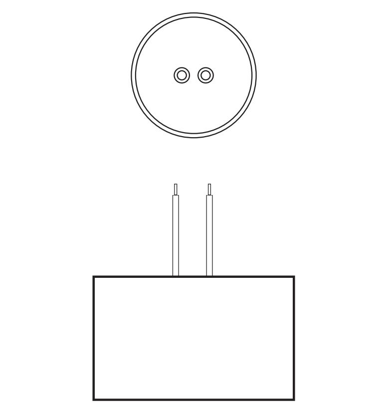 motor capacitor polarity capacitor CBB60 50uf 450v wiring