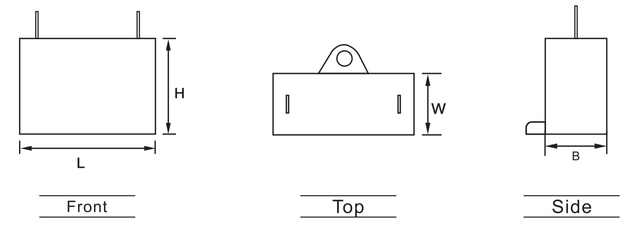 Ceiling Fan Connection Diagram Capacitors