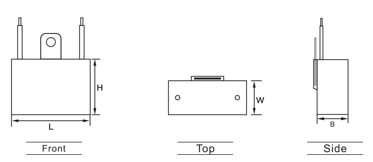 Wiring Diagram Gallery: Ceiling Fan 2 Wire Capacitor