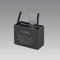 cbb61 capacitor 450 vac fan capacitor 1.2uf sh 40/70/21 ac motor capacitor