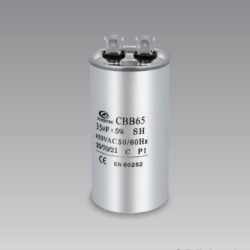 OIL FILLED  cbb65a-1 film  MICROFARAD capacitor and cbb65a 1 air conditioner capacitor 35uf