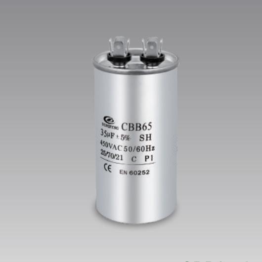OIL FILLED  cbb65a-1 film  MICROFARAD capacitor and cbb65a 1 air conditioner capacitor 35uf
