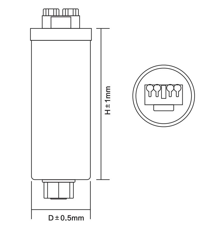 lighting capacitor anatomy