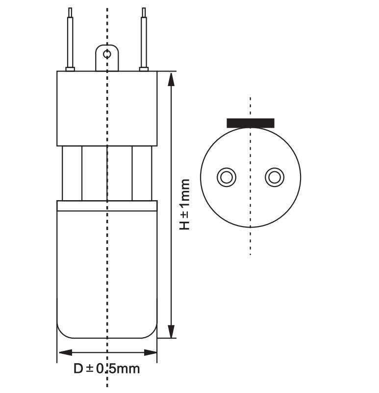 ac capacitor 230v ac motor start capacitor 220v 50-60hz