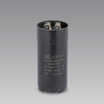 CD65 start capacitor ac motor 450V capacitor wholesale electrical capacitor manufacturers 330uf film capacitor