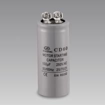 capacitor start capacitor run motor 150uf 250v aluminum electrolytic capacitor