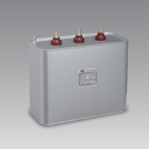 three phase automatical electric power saver device with capacitor values