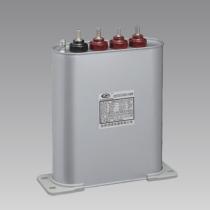 dingfeng 10kvar power capacitor bsmj0.23-5-3yn 3phase use in kvar capacitor banks