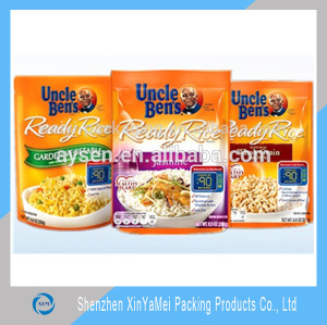 Food Grade Plastic Food Packaging For Biscuits And Cookies Bag