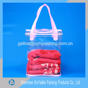 pvc blanket bag with zipper