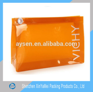 cosmetic case pvc gift bag plastic bag