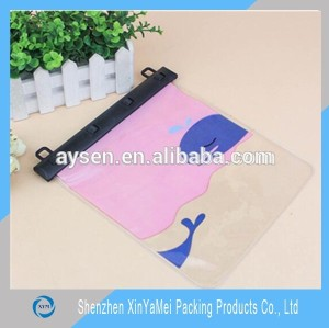pvc packaging plastic bag for mobile phone