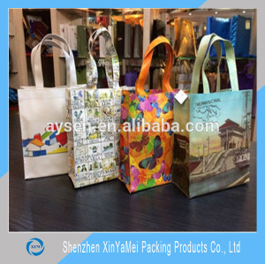 wholesale personalized tote shopping bags