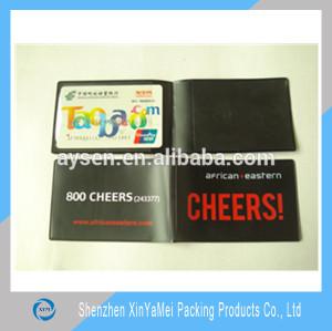 Promotional business card holder or name card holder