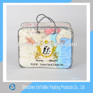home textile packaging bag
