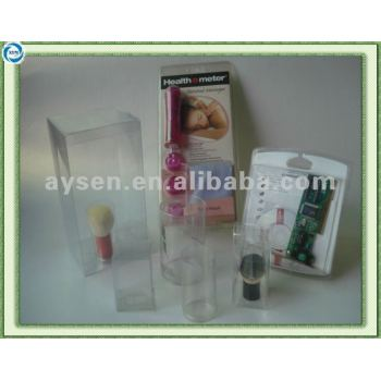 дешевые прозрачного пластика пвх коробка