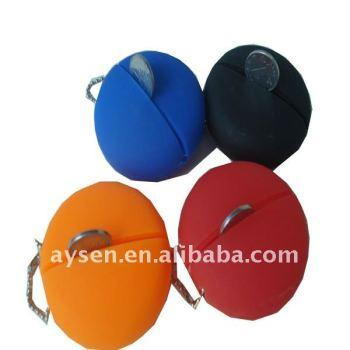 저렴한 PVC 동전 지갑 체인