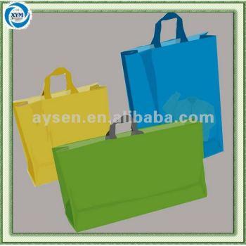 Pvc stand up marca saco de compras