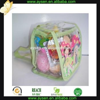 Прозрачные пвх рюкзак
