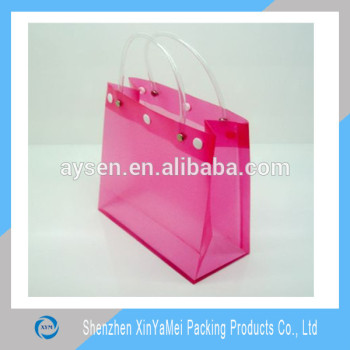 new arrival trendy plastic clear pvc beach bag wholesale