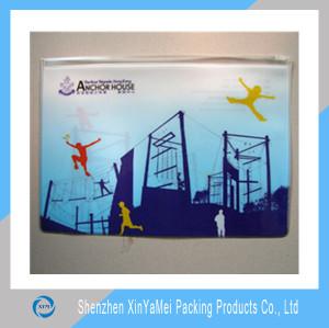 UV Printing PVC Zipper Slider bag