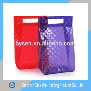 Plastic bag manufacturer,pvc zipper duvet bag,packing bag