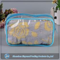 PVC Material Clear Vinyl Cosmetic Bag