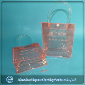 High quality soft pvc pouch bag