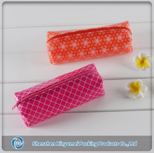 Wholesale Custom Makeup Travel Toiletry Promotional Fashion Cosmetic Bags